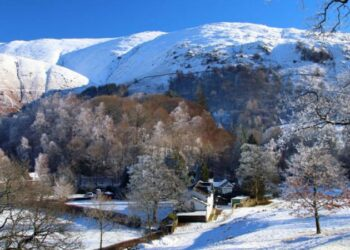 Holiday Cottages Lake District Why the Lake District is a Winter Wonderland Blog Image