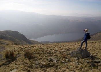 Lake District Cottages Why Hiking in the Lake District is the best Fitness New Years Resolution Blog Image