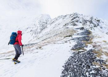 Self Catering Lake District Winter Fell Walking Tips Blog Image