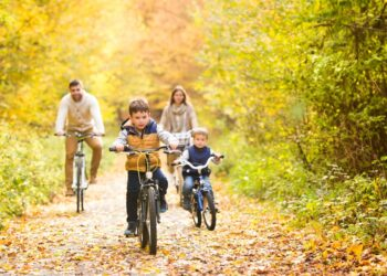 Lake District Holiday Family-Friendly Cycling Rotes in the South Lakes Blog Image