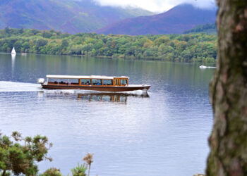Cumbrian Cottages Best Boat Trips in the Lake District Blog Image