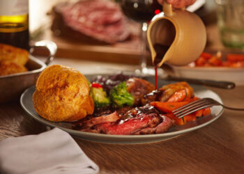 Cumbrian Cottages Sunday Lunch Options in the Lake District Blog Image