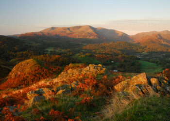 Coniston Cottages Great Ways to enjoy Coniston in Autumn Blog Image