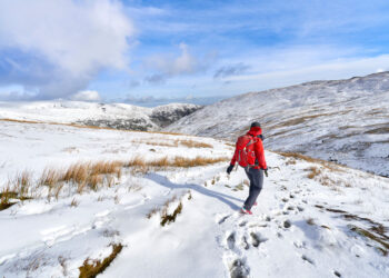 Cumbrian Cottages Why Winter Walking in the Lake District is Amazing Blog Image